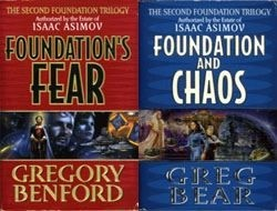 Foundation's Fear and Foundation and Chaos