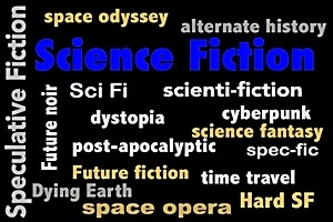 all kinds of science fiction
