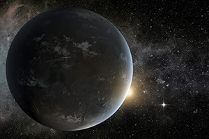 DAVID BRIN's exoplanet exploration