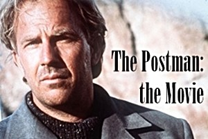 The Postman, the movie
