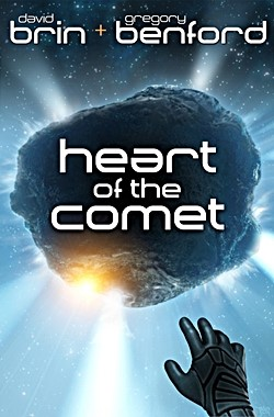 DAVID BRIN's Heart of the Comet