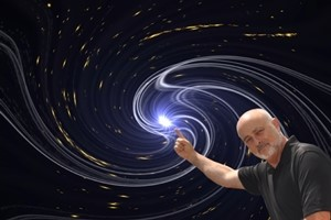 DAVID BRIN discusses science